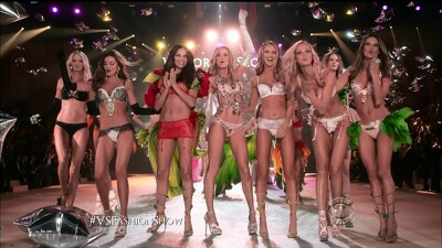 The Victoria's Secret Fashion Show 2012 Trailer