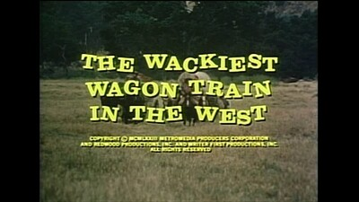 The Wackiest Wagon Train In The West Trailer