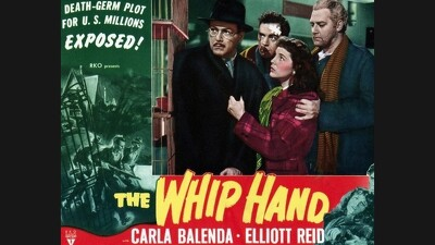 The Whip Hand Trailer