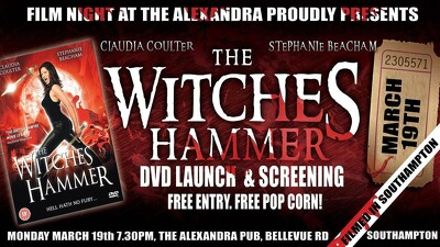 The Witches Hammer Trailer