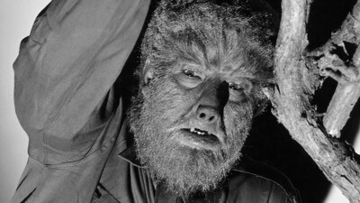 The Wolf Man Trailer