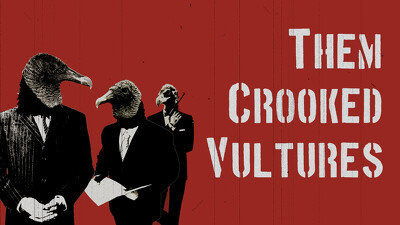 Them Crooked Vultures - Live at Rock am Ring 2010 Trailer