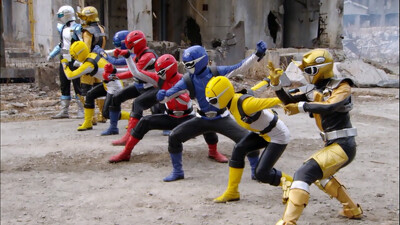 They're Back! Tokumei Sentai Go-Busters vs. Doubutsu Sentai Go-Busters Trailer