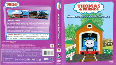 Thomas & Friends – Aprendendo Com Thomas Trailer