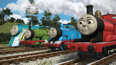 Thomas and Friends: Best of Percy Trailer