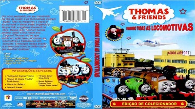 Thomas & Friends – Chamando Todas as Locomotivas Trailer