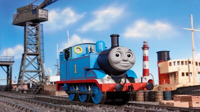 Thomas & Friends: Creaky Cranky Trailer