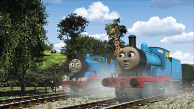Thomas & Friends: Curious Cargo Trailer