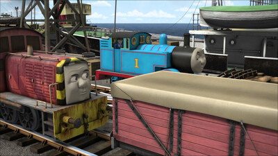 Thomas & Friends: Spills & Thrills Trailer