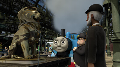 Thomas & Friends: The Lion of Sodor Trailer