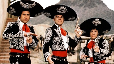 Three Amigos Trailer