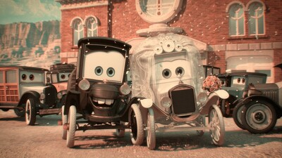 Time Travel Mater Trailer