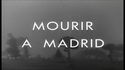 To Die in Madrid Trailer