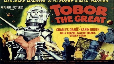 Tobor the Great Trailer