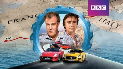 Top Gear: The Perfect Road Trip Trailer