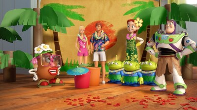 Toy Story Toons: Hawaiian Vacation Trailer