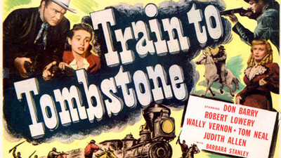 Train To Tombstone Trailer