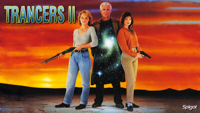 Trancers II: The Return of Jack Deth Trailer