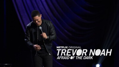 Trevor Noah: Afraid of the Dark Trailer