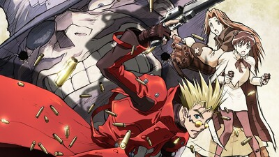 Trigun: Badlands Rumble Trailer