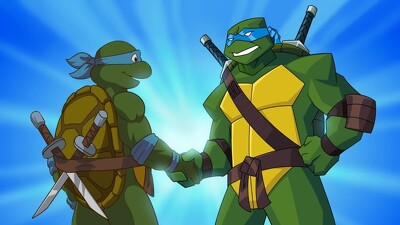 Turtles Forever Trailer