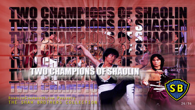 Two Champions of Shaolin Trailer