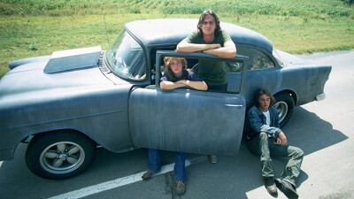 Two-Lane Blacktop Trailer