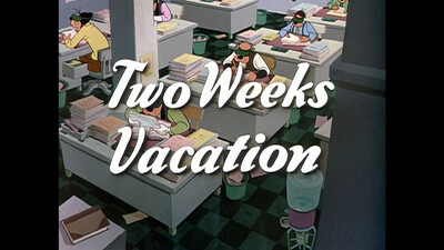 Two Weeks Vacation Trailer