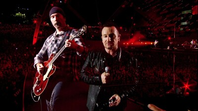 U2: 360 Degrees at the Rose Bowl Trailer