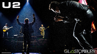 U2: Live at Glastonbury Trailer