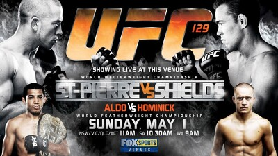 UFC 129: St-Pierre vs. Shields Trailer