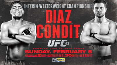 UFC 143: Diaz vs. Condit Trailer