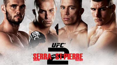 UFC 83: Serra vs St-Pierre 2 Trailer
