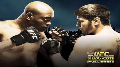 UFC 90: Silva vs. Cote Trailer
