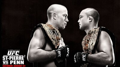 UFC 94: St-Pierre vs. Penn 2 Trailer
