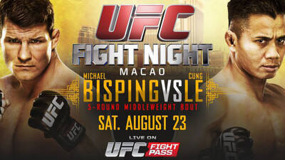 UFC Fight Night 48: Bisping vs. Le Trailer