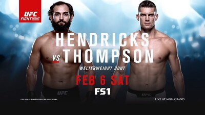 UFC Fight Night: Hendricks vs. Thompson Trailer