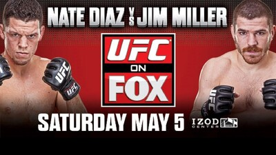 UFC on Fox 3: Diaz vs. Miller Trailer