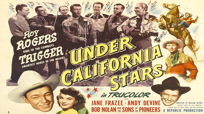 Under California Stars Trailer