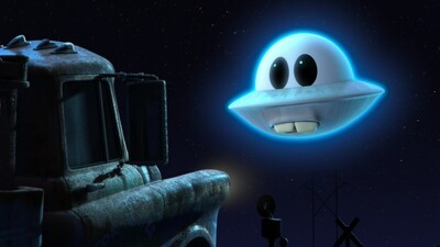 Unidentified Flying Mater Trailer