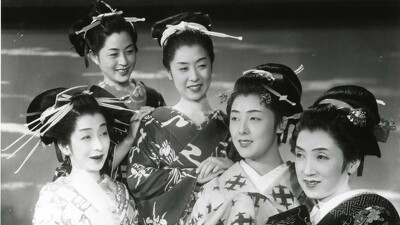 Utamaro and His Five Women Trailer