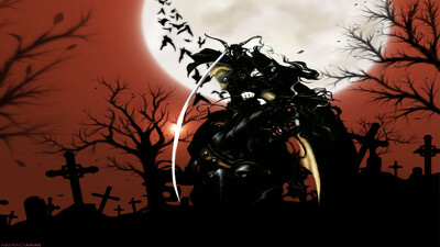 Vampire Hunter D: Bloodlust Trailer