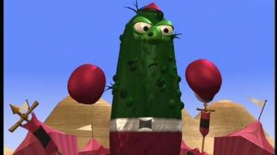 VeggieTales: Dave and the Giant Pickle Trailer