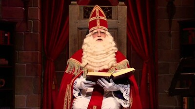 Video van Sint Trailer