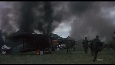 Von Richthofen and Brown Trailer