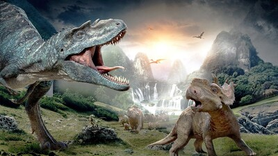 Walking With Dinosaurs Trailer