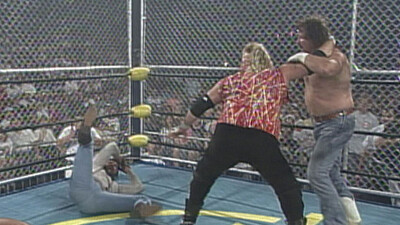 WCW Fall Brawl 1994 Trailer