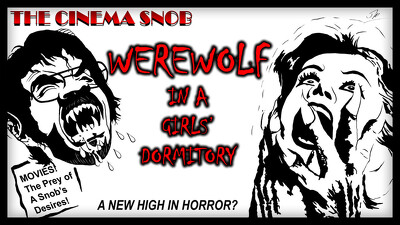 Werewolf In A Girls' Dormitory Trailer