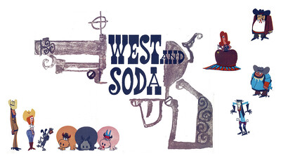 West and soda Trailer