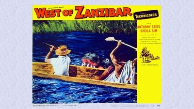 West Of Zanzibar Trailer